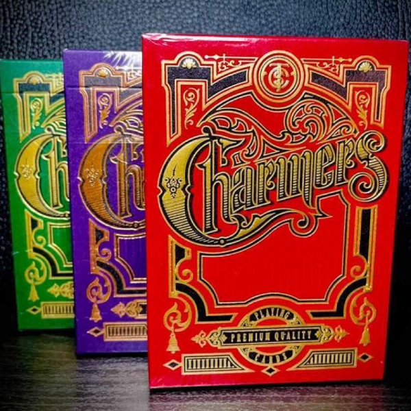 Set Charmers Playing Cards