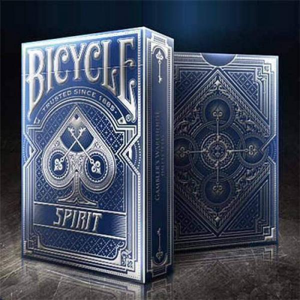 Bicycle Spirit Blue