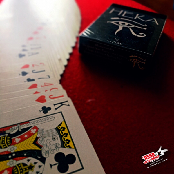 Heka Playing Cards