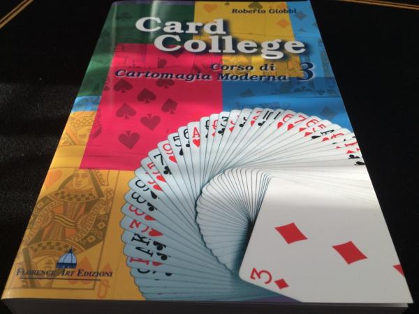 CARD COLLEGE 3 di Roberto Gobbi