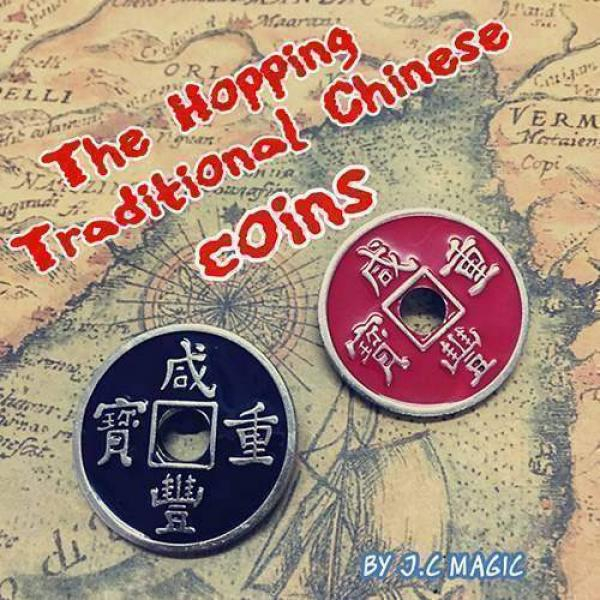 The Hopping Chinese Coins