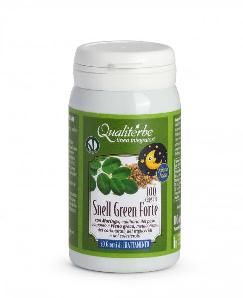 Snell Green Forte Azione Notte 100 capsule