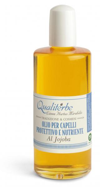 Hair Nourishing and Protective oil with 15% Jojoba