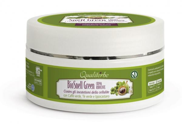 Bio Snell Green Crema Anticellulite Riducente 200 ml  SENZA PARABENI E PEG