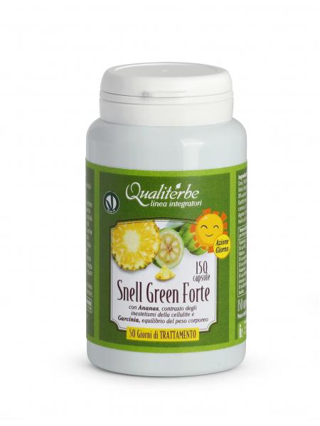 Snell Green Forte Azione Giorno 150 capsule