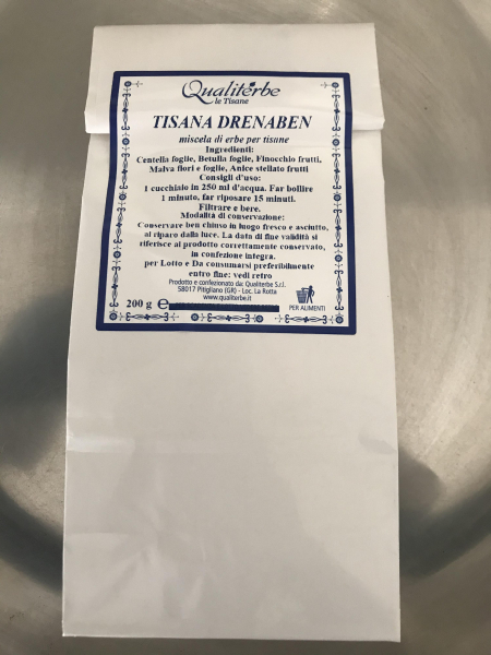 Tisana Drenaben 100 gr