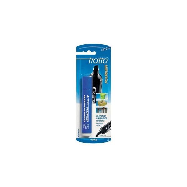 Marcatore Tratto marker blu Fila