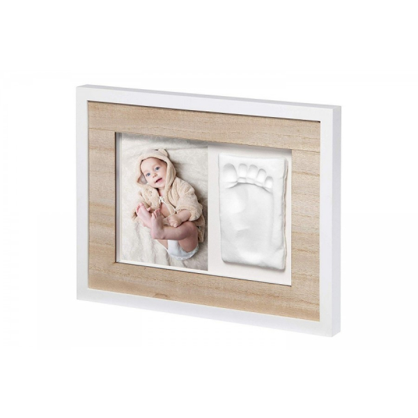 Baby art tiny wooden line