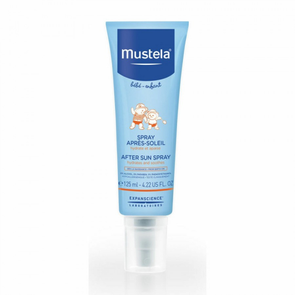 Mustela Spray Doposole 125 ml
