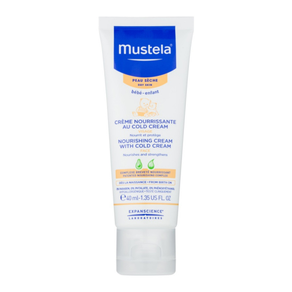 Mustela Cold Cream Viso 40 ml