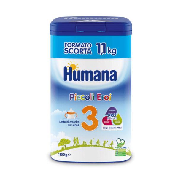 Latte Humana 3 1100 g