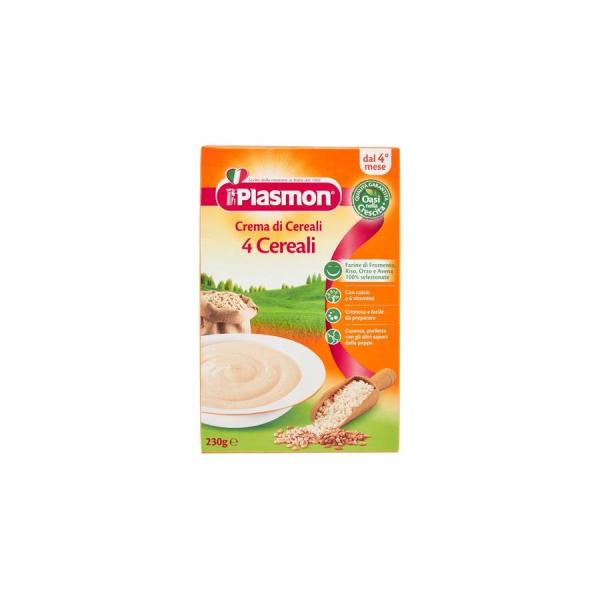 Crema 4 Cereali 230g