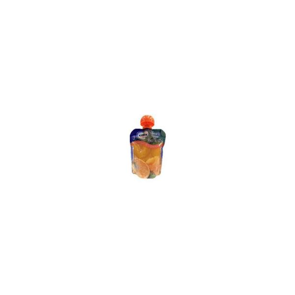 Pouches arancia mango 90g mellin