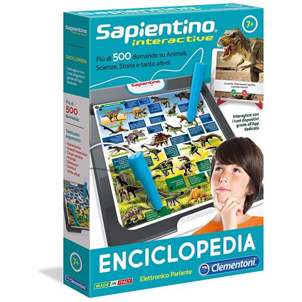 Sapientino interactive Enciclopedia Clementoni