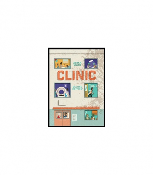 Clinic – Deluxe Edition