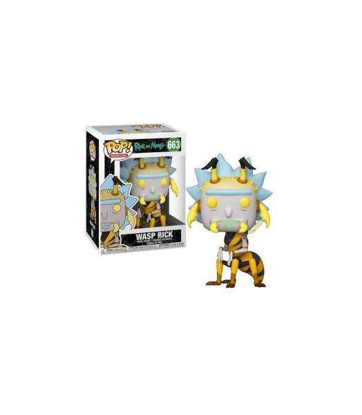 Rick (Wasp) – Rick and Morty – Pop Funko
