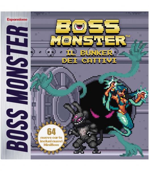 Boss Monster – Il Bunker dei Cattivi