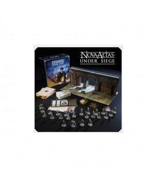 Nova Aetas: Renaissance – UNDER SIEGE – Kickstarter Exclusive
