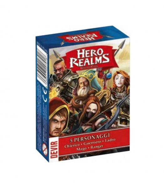 Hero Realms: Personaggi