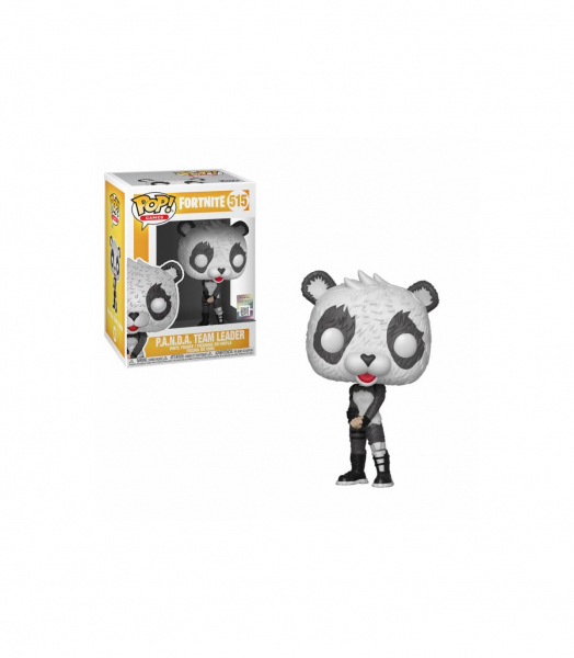 P.A.N.D.A. Team Leader – Fortnite – Pop Funko
