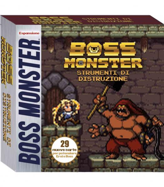 Boss Monster – Strumenti di distruzione