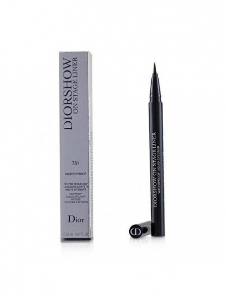 Christian Dior LINE DIORSHOW ON STAGE 781 BROWN Eyeliner 1ml