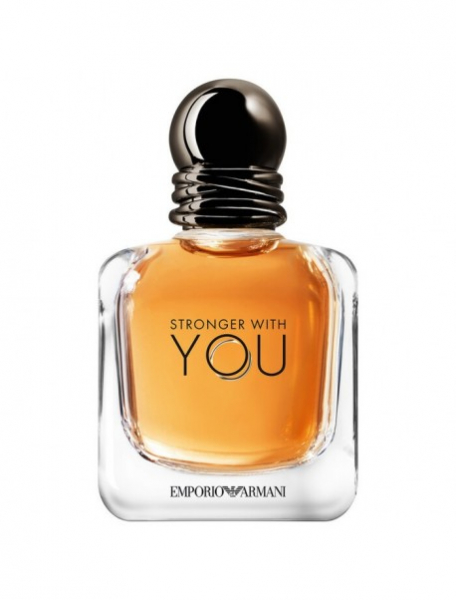 Armani STRONGER WITH YOU Him Eau de Toilette 50ml