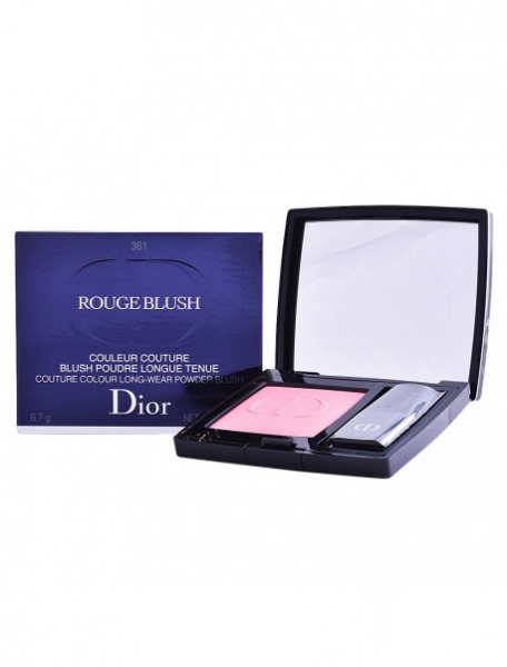 Christian Dior ROUGE 361 ROSE BAISER Blush 6.7gr