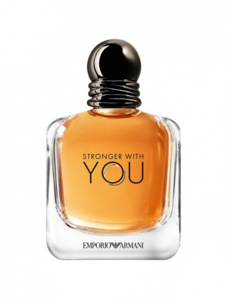 Armani STRONGER WITH YOU Him Eau de Toilette 100ml