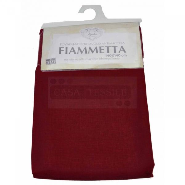 Tovaglia antimacchia jacquard FIAMMETTA