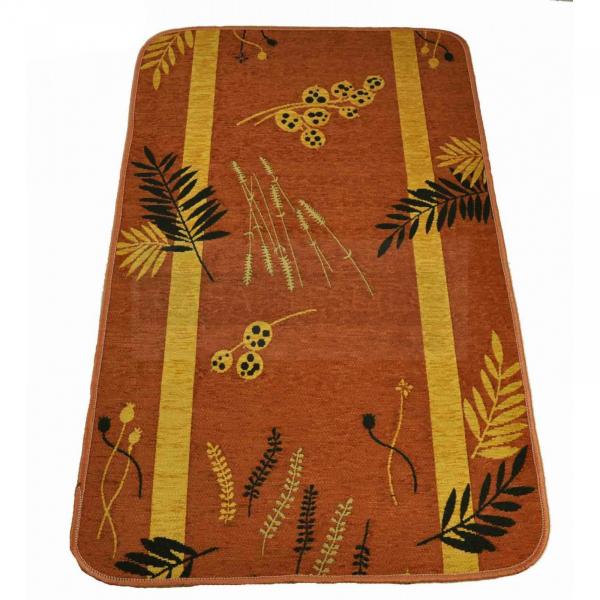 Oasis tappeto passatoia ciniglia 55×140 cm.