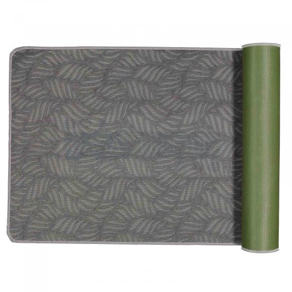 Foglie liscio tappeto multiuso largo 68 cm.