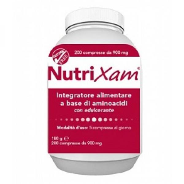 NUTRIXAM 200CPR