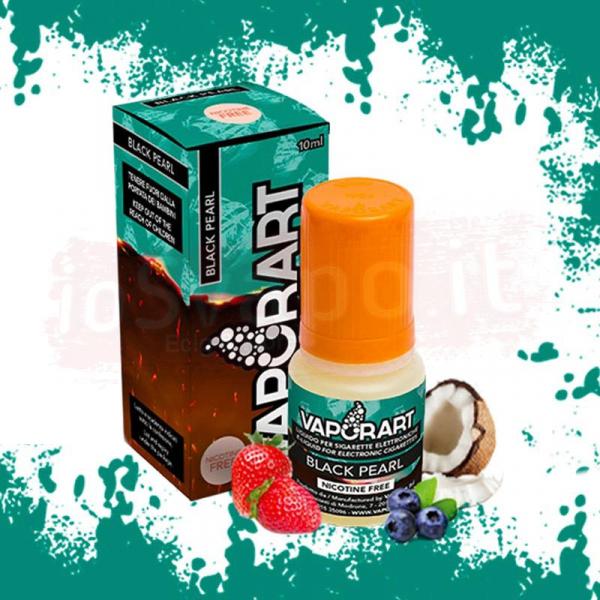 VaporArt – BLACK PEARL 10ml Con e Senza Nicotina