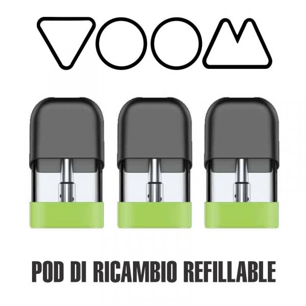 VOOM POD di Ricambio per VOOM Starter Kit Pro