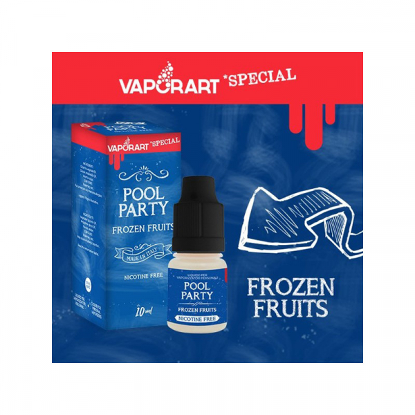 VAPORART SPECIAL POOL PARTY 10ml LIQUIDO PRONTO