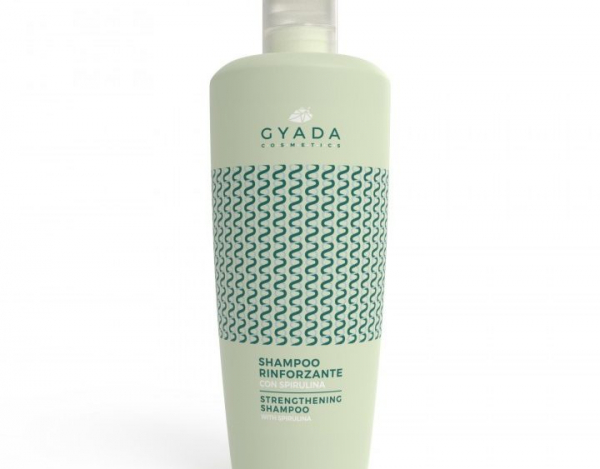 Shampoo Rinforzante con Spirulina – Gyada Cosmetics