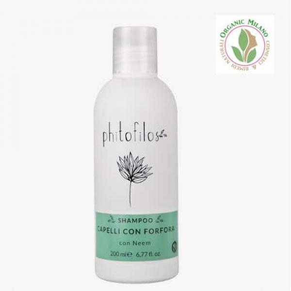 Shampoo capelli con forfora – Phitofilos