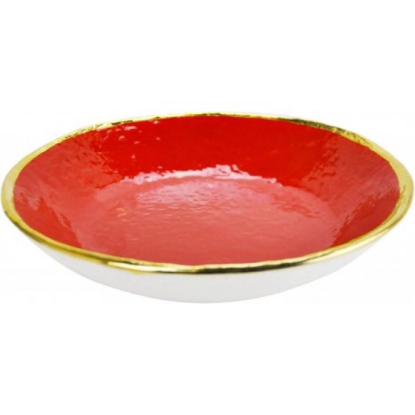 PRETA ORO Set 2 risottiere 30,5cm Arcucci