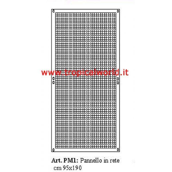 PANNELLO IN RETE 95 X 190 CM