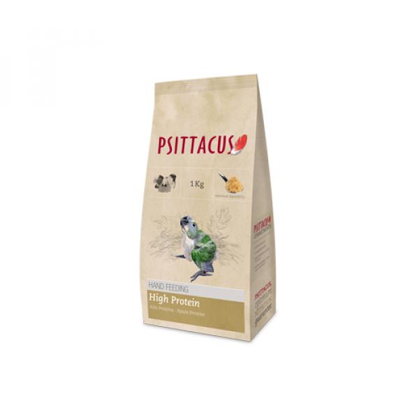 PAPPA HAND-FEEDING ALTA PROTEINA  PSITTACUS  1 KG