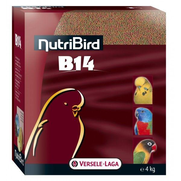 VERSELE LAGA NUTRIBIRD B14 MANTENIMENTO 4 KG