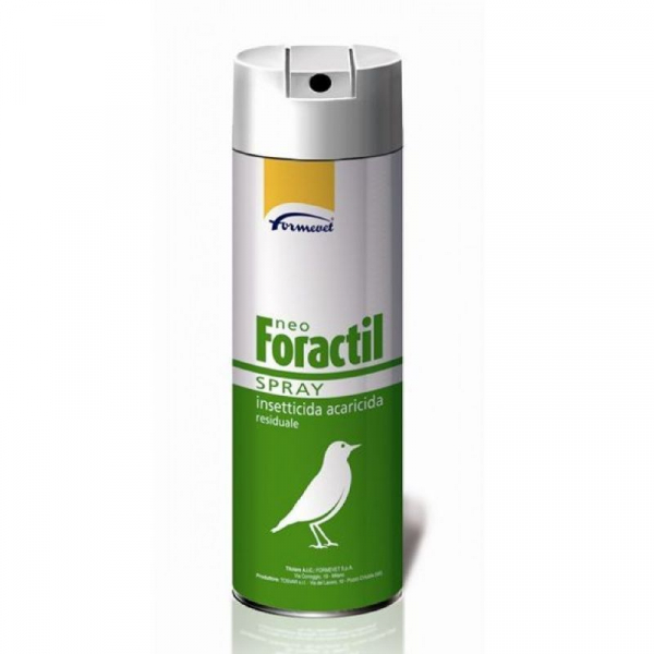 NEO FORACTIL UCCELLI SPRAY 300 ML