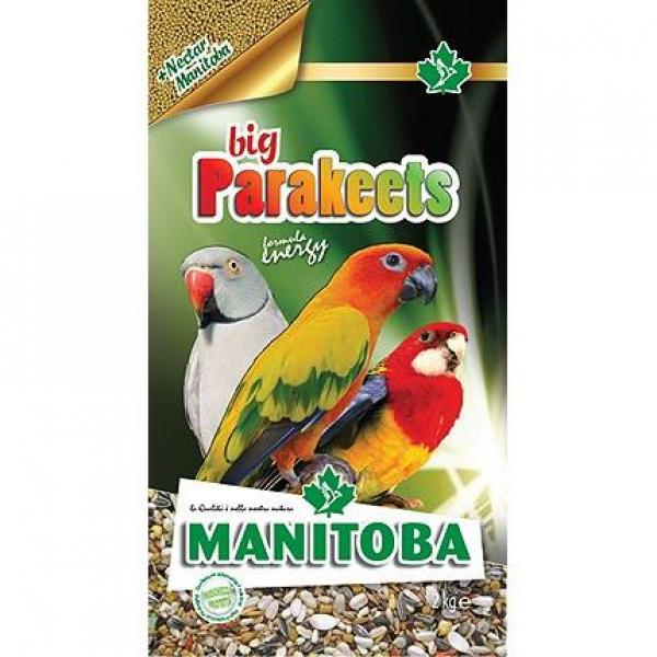 MANITOBA BIG PARAKEETS ENERGY 2 KG