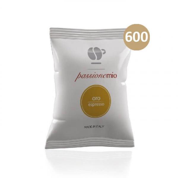 600 (6 da 100) capsule CAFFE' LOLLO PASSIONEMIO ORO – Lavazza a Modo Mio