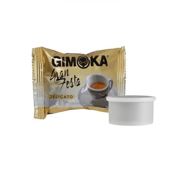 50 CAPSULE FAP caffè GRAN FESTA delicato GIMOKA – compatibile Lavazza Espresso Point