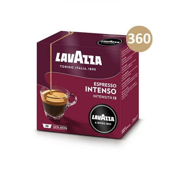 360 (10×36) CAPSULE CAFFE' INTENSO – LAVAZZA A MODO MIO originali