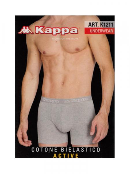 Boxer in cotone elasticizzato uomo kappa k1211 Kappa