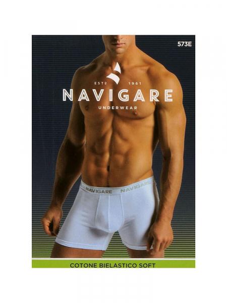 Boxer in cotone bielastico soft uomo navigare b2y573 Navigare