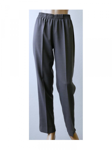Pantaloni poly donna look lara Look